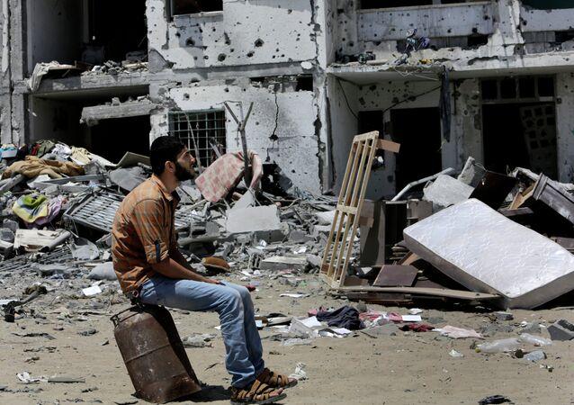 شاب غزّي