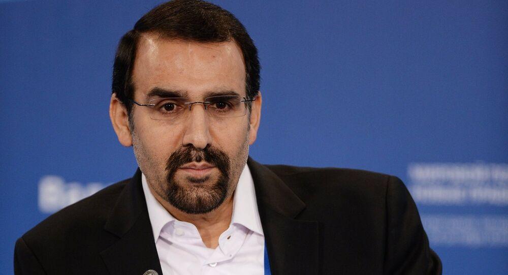 السفير الإيراني