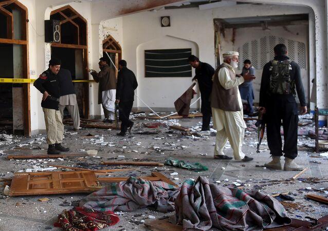 إنفجار بيشاور