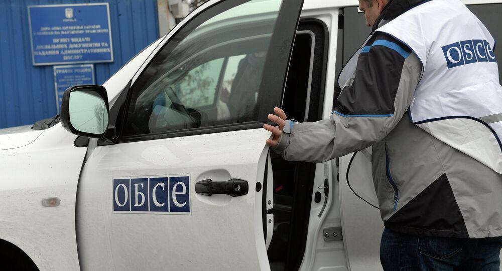 مراقبو منظمة الأمن والتعاون في أوروبا
