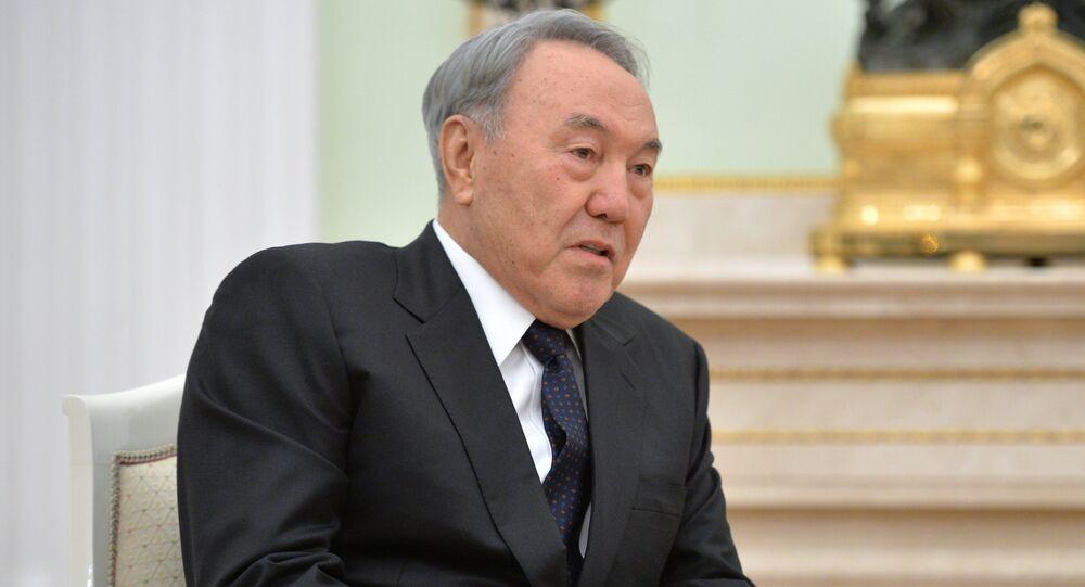 نورسلطان نزارباييف