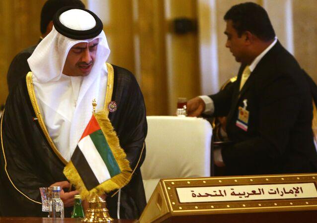 وزير الخارجية: سمو الشيخ عبد الله بن زايد آل نهيان
