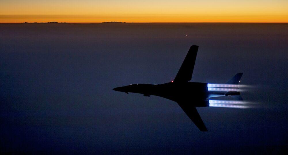 طائرة حربية أمريكية