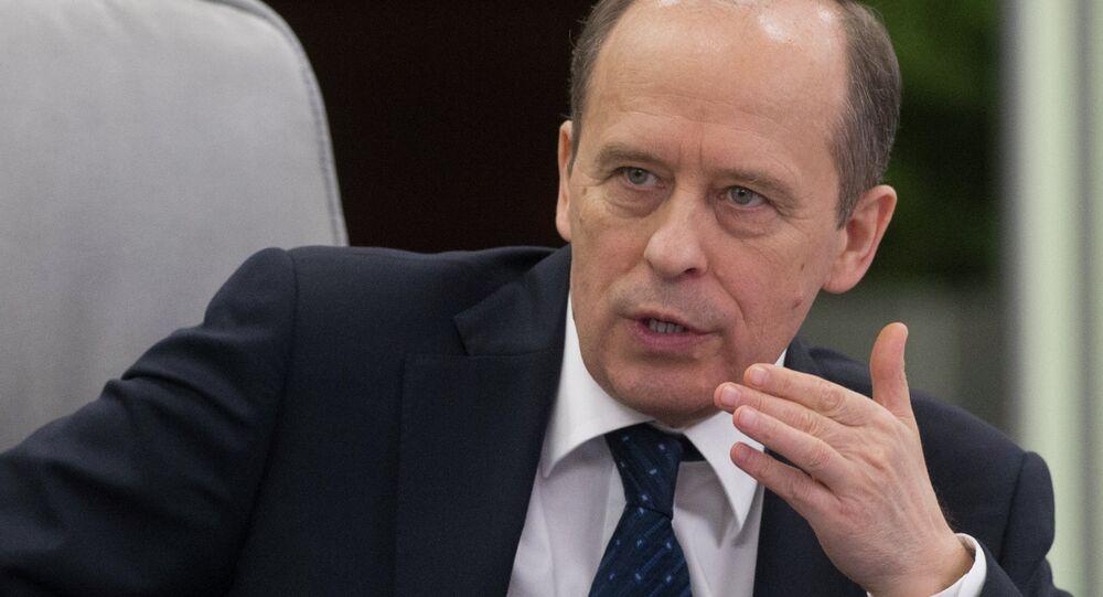 مدير هيئة الأمن الفيدرالية الروسية ألكسندر بورتنيكوف