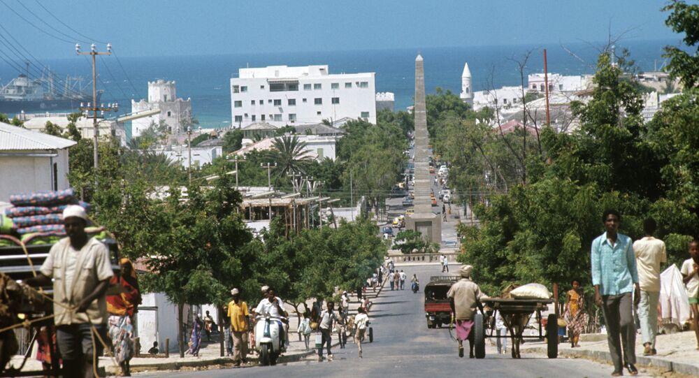 عاصمة الصومال مقديشو