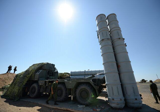 منظومة الدفاع الجوي اس-300