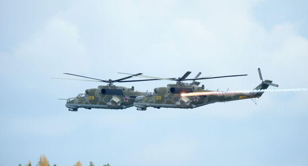 معرض الأسلحة روسيا 2013