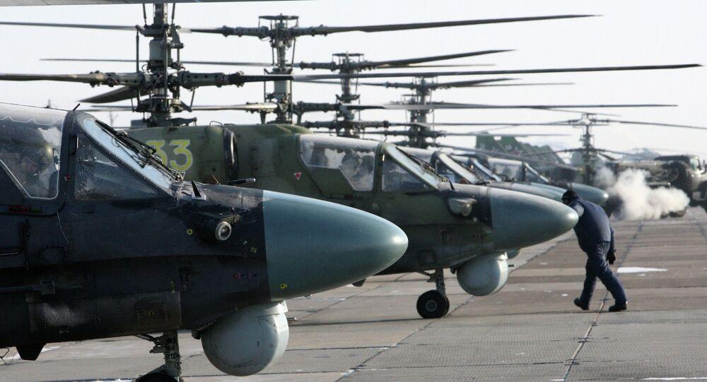 مروحيات كا-52