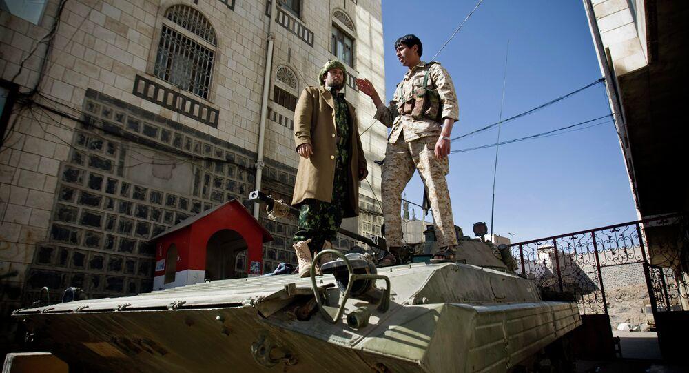 الوضع في اليمن