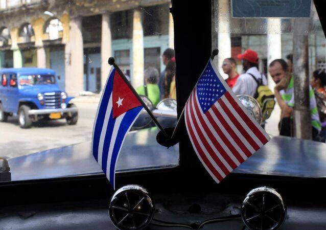محادثات بين كوبا والولايات المتحدة