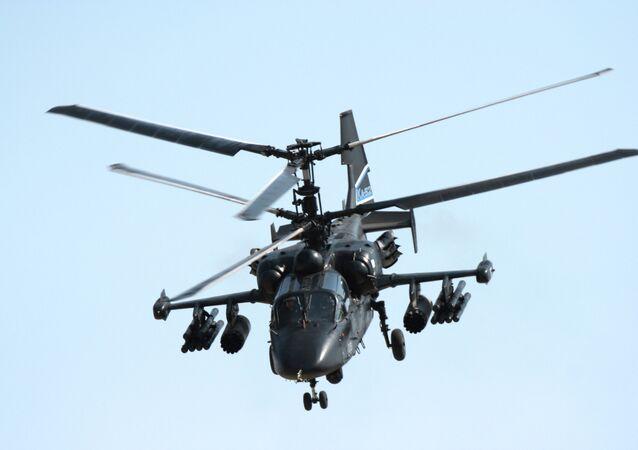 مروحية Ka-50