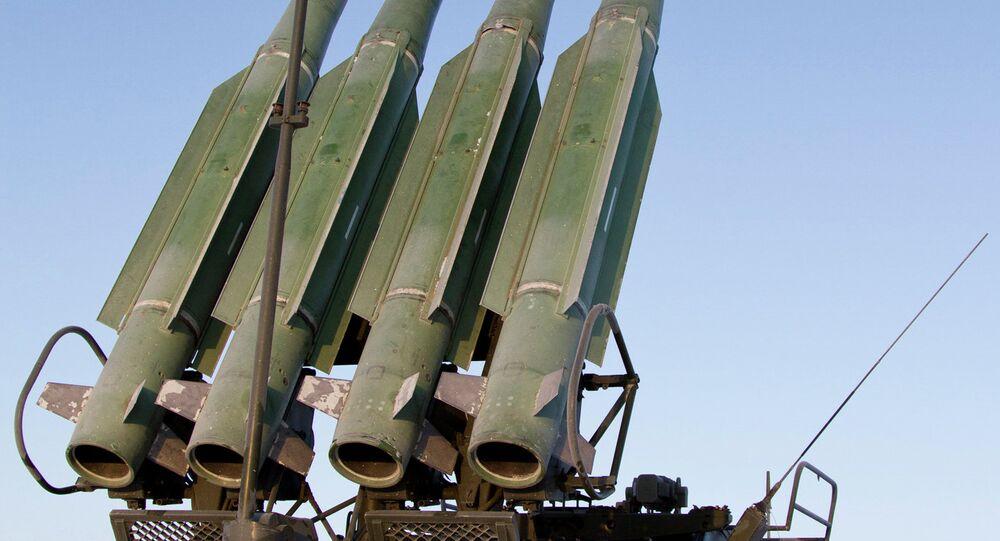 منظومة الدفاع الجوي الصاروخية  بوك-إم2