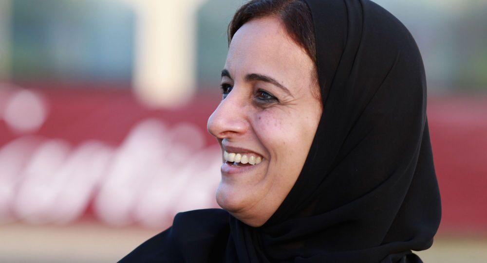 الشيخة لبنى بنت خالد القاسمي