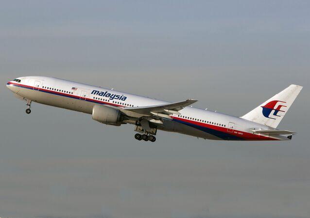 اختفاء الطائرة الماليزية