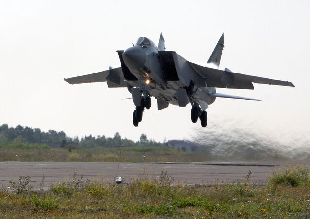 طائرة ميغ - 31 الاعتراضية الروسية