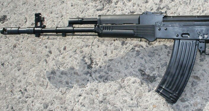 بندقية Kbk wz. 1988 Tantal assault rifle - - نسخة فاشلة من بندقية كلاشنكوف (AK 47)