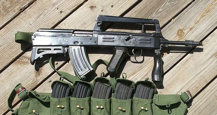 بندقية Type 86S - نسخة فاشلة من بندقية كلاشنكوف (AK 47)