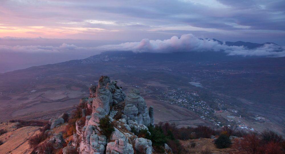 جبل ديميردجي (الحداد)