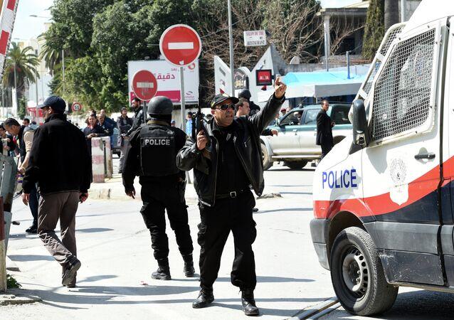 هجوم تونس