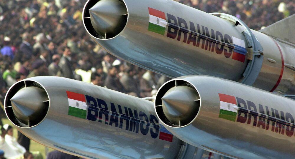 صاروخ براموس الجوال الأسرع من الصوت