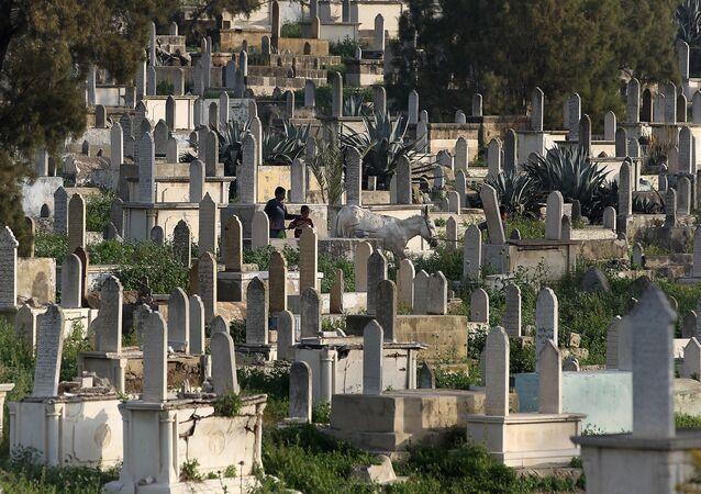 مقبرة (صورة تعبيرية)
