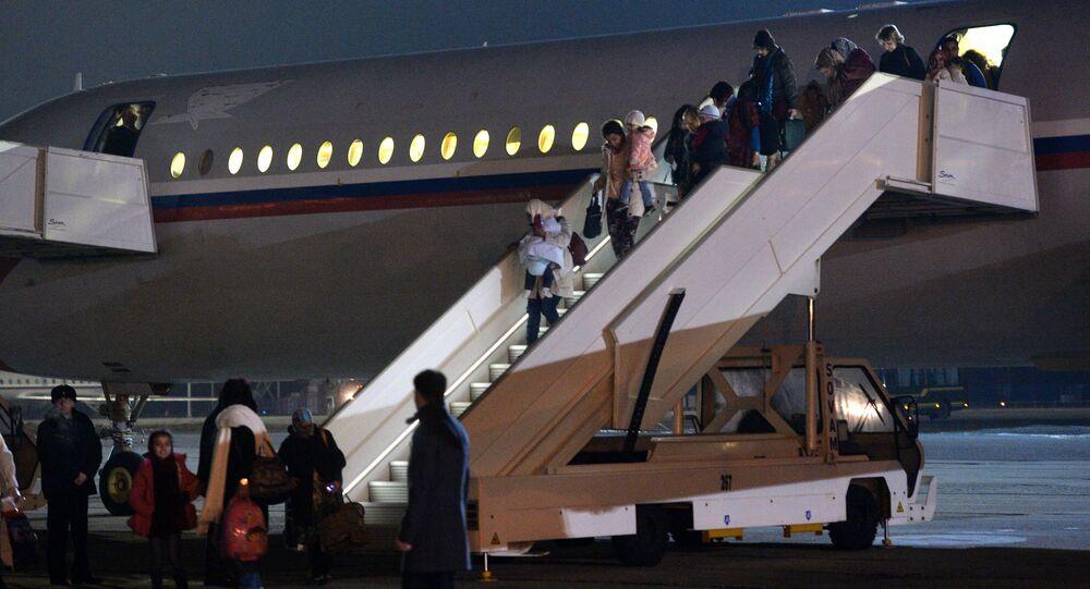 طائرة روسية في اليمن