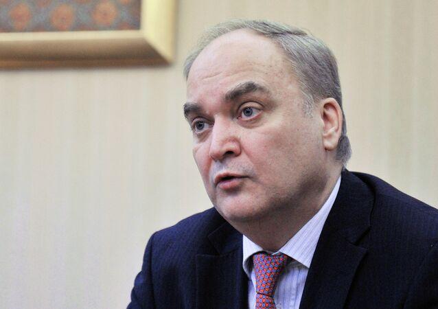 نائب وزير الدفاع الروسي أناتولي أنطونوف