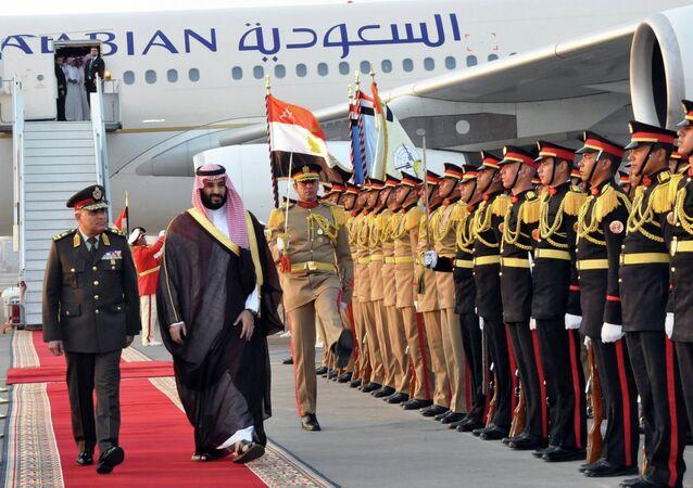 وزيري الدفاع المصري والسعودي