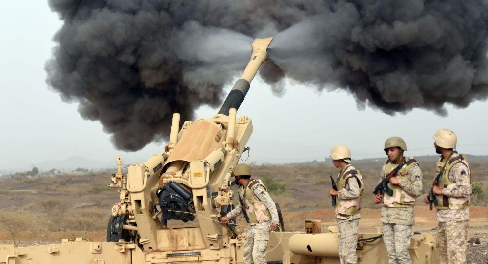 اشتباكات على الحدود السعودية اليمنية