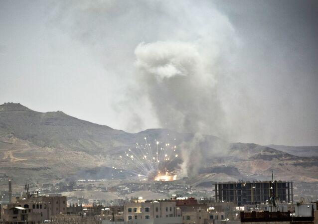 العاصمة اليمنية  صنعاء
