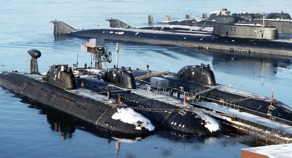 الأسطول الشمالي الروسي