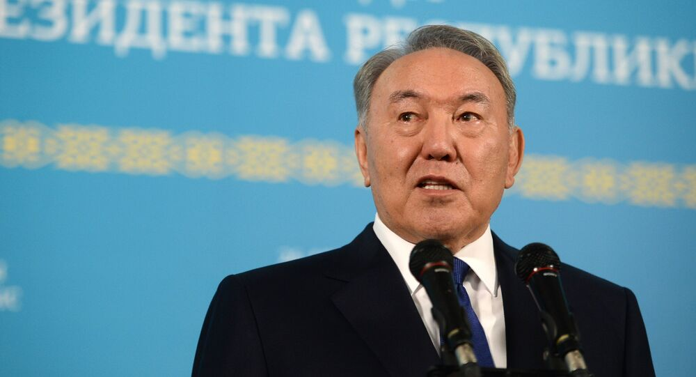 نور سلطان نزاربايف، رئيس جمهورية كازاخستان