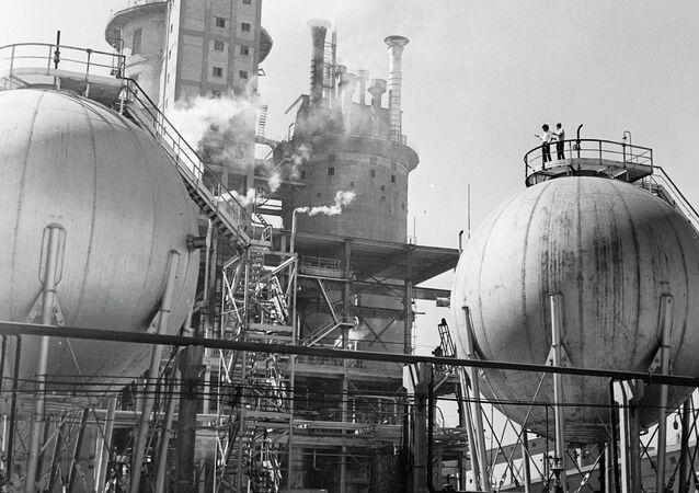 مجمع لتخصيب اليورانيوم