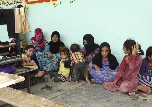 اللاجئين العراقينن