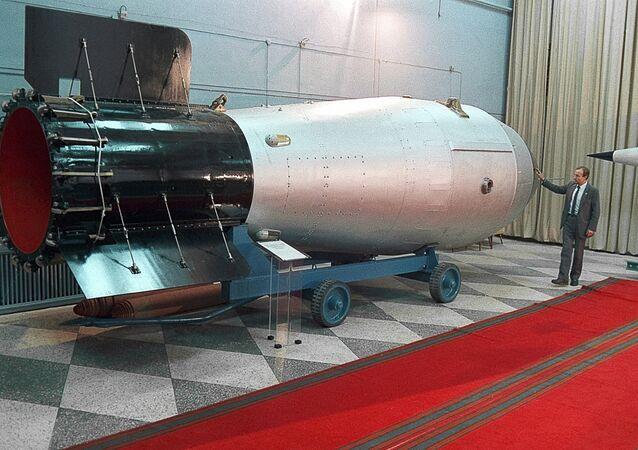 قنبلة حرارية نووية