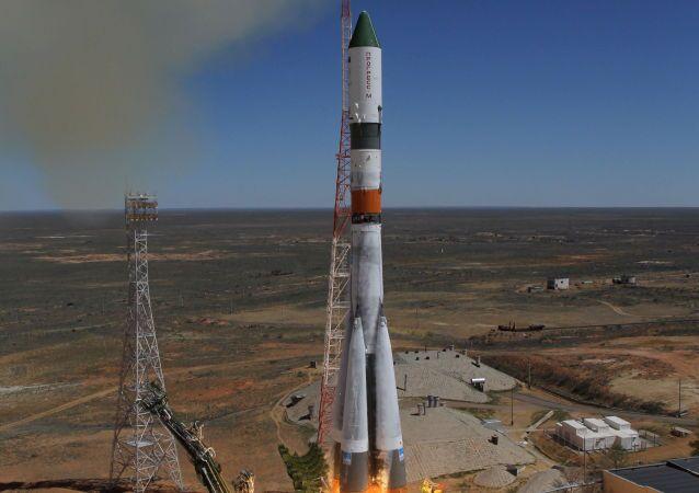 انطلاق مركبة بروغريس إم-27إم للشحن الفضائية