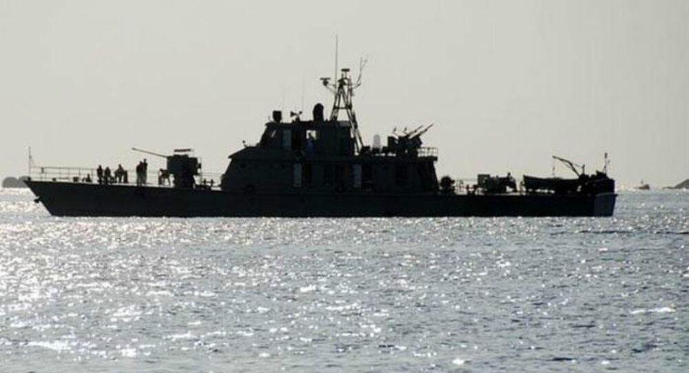 إيران تحتجز السفينة الأمريكية
