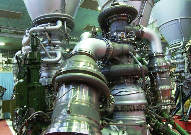 محرك الصواريخ أر دي-180
