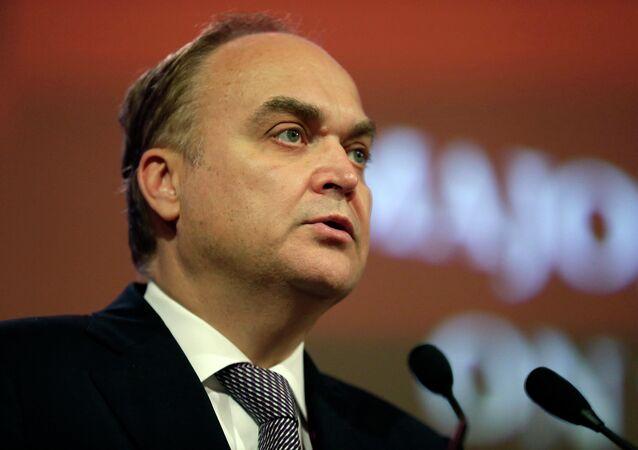 أناتولي أنتونوف، نائب وزير دفاع روسيا