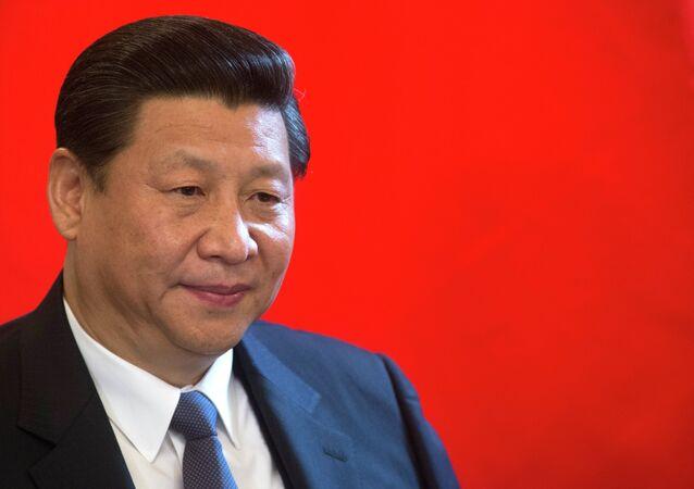 سي جين بينغ، رئيس جمهورية الصين الشعبية