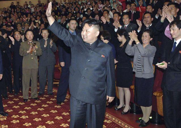 كيم يونج أون، رئيس جمهورية كوريا الشعبية الديمقراطية