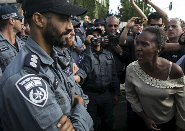 الشرطة الإثيوبية