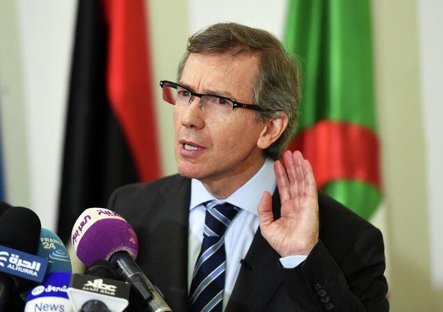 المبعوث الأممي إلى ليبيا، بيرناردينو ليون