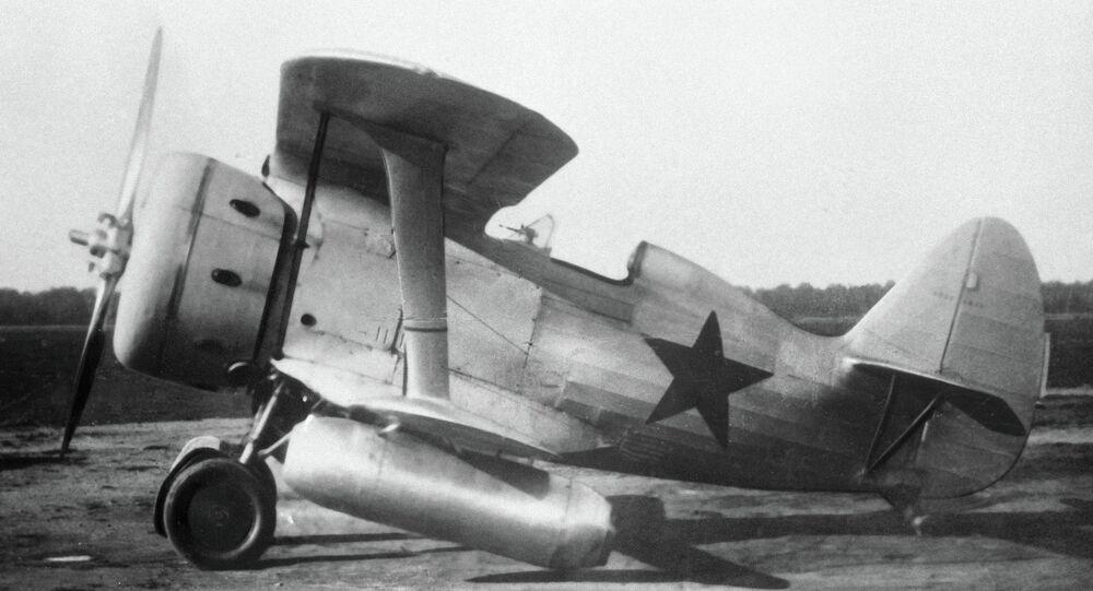 طائرة إي-153 تشايكا