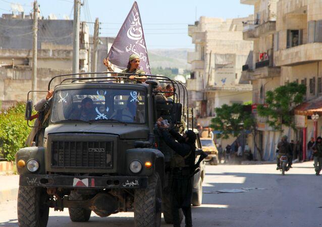 مقاتلي جبهة النصرة