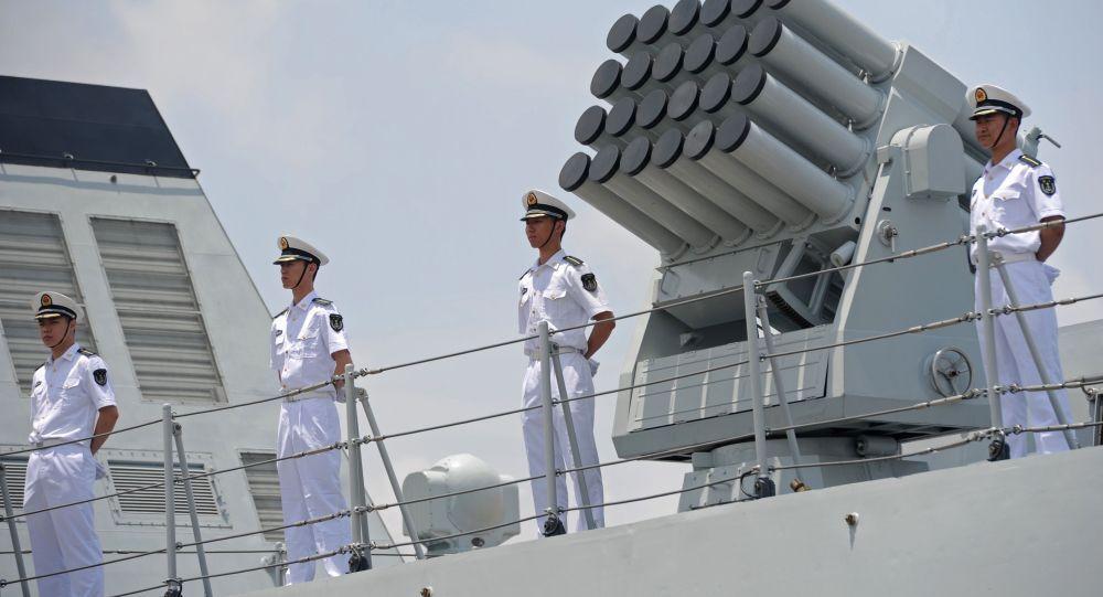 سفينة واي فانغ التابعة للقوا البحرية الصينية