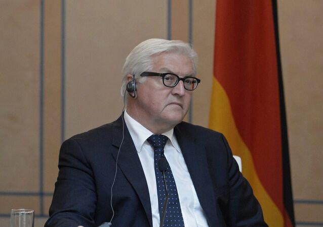 وزير خارجية ألمانيا