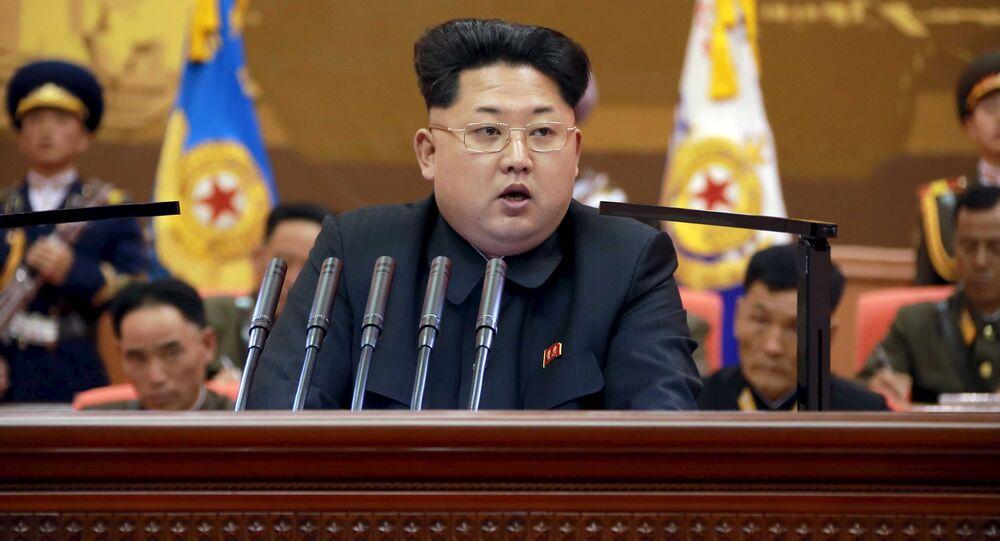 كيم جونغ أون، رئيس جمهورية كوريا الشعبية الديمقراطية