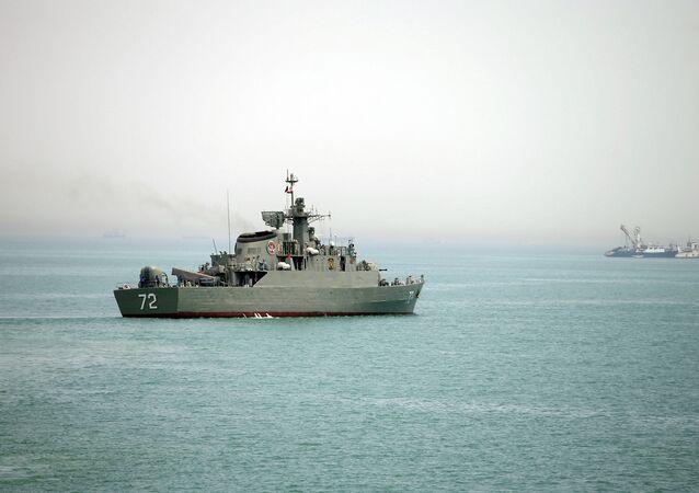 سفينة حربية البورز