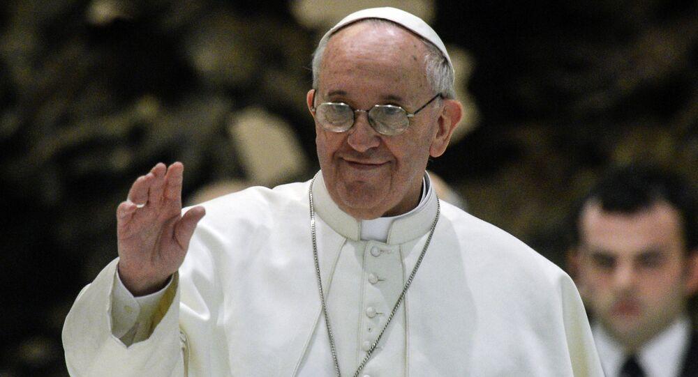 البابا فرنسيس